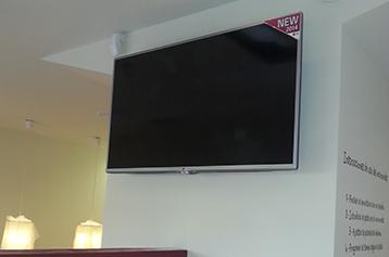 Instalación de televisores y monitores